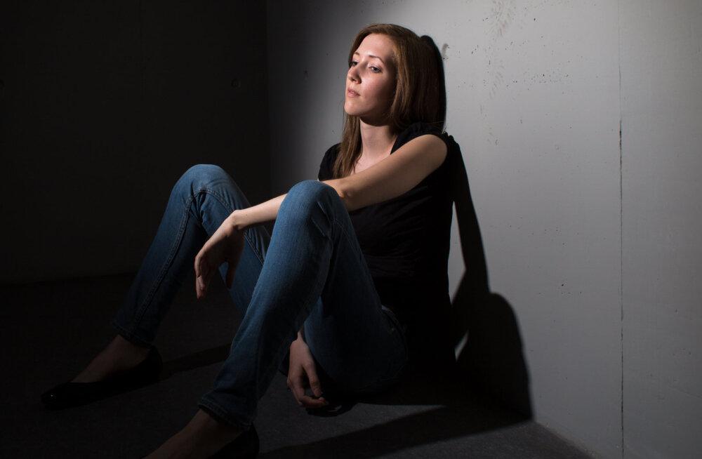 Iga viies naine Eestis on kannatanud füüsilise vägivalla all! Kui sina saaksid aidata, kas teeksid seda?