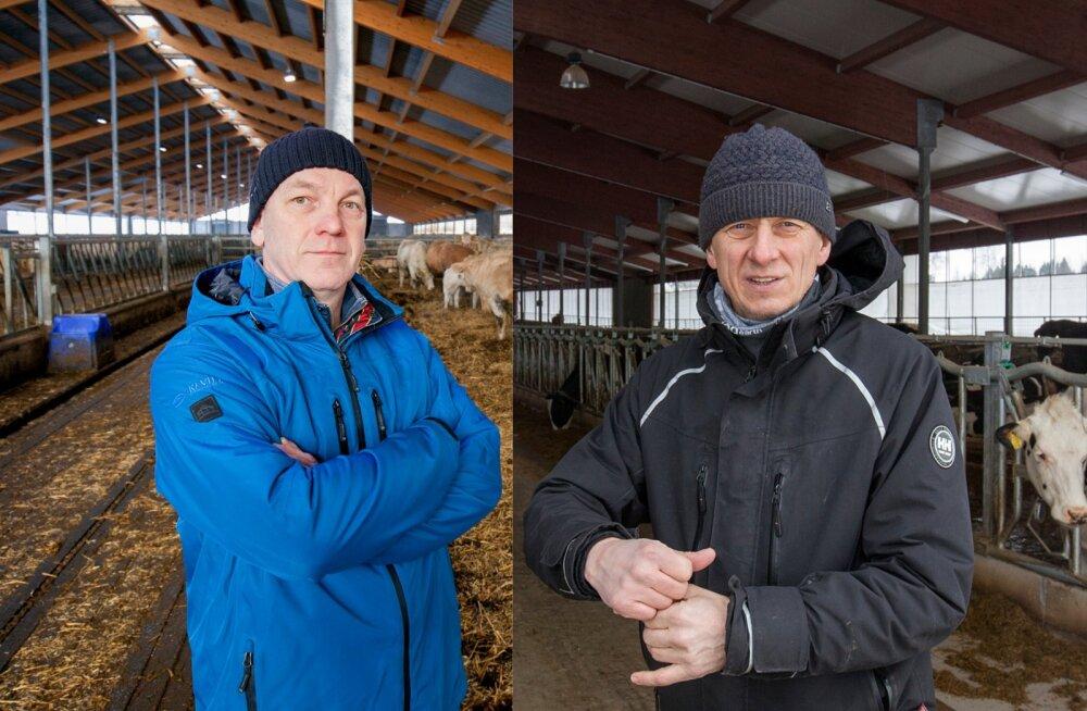 2017. aasta parimad loomakasvatajad on Vallo Kruusimägi ja Teet Kallakmaa