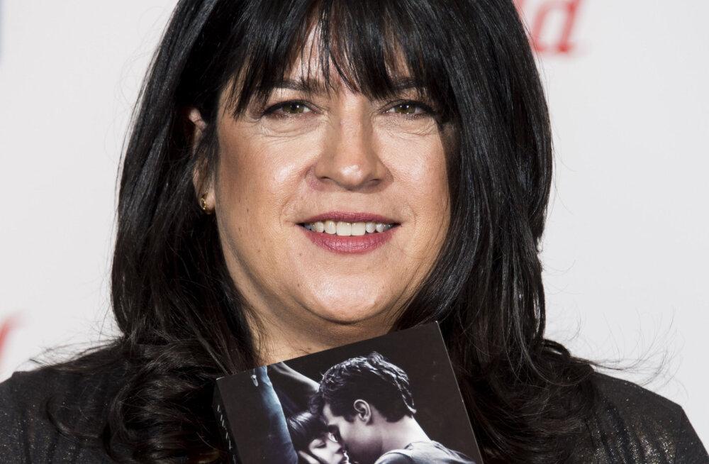 """Naised, rõõmustage! Raamatu """"50 halli varjundit"""" autor tõstis saladusloori uuelt kuumalt teoselt"""