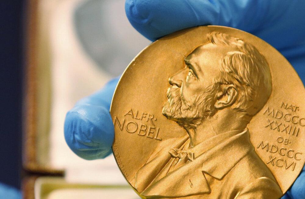 Nobeli medal võib tuua tõsiseid sekeldusi