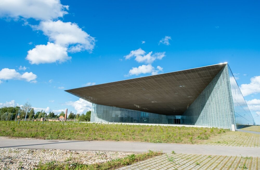 Eesti Rahva Muuseum august 2016