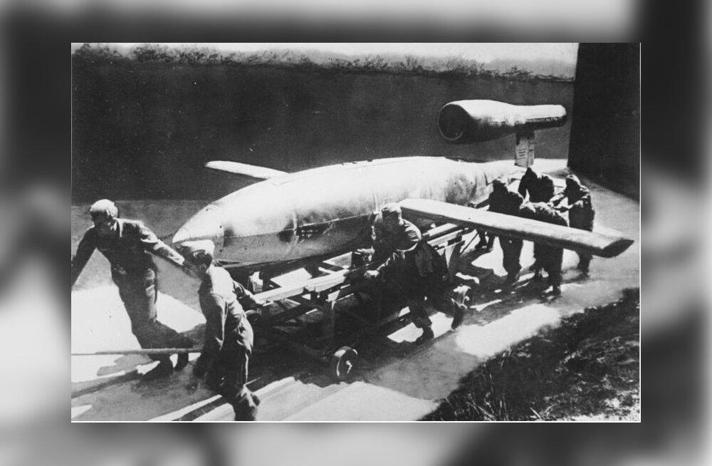 Raketid V1 ja V2: Natsi-Saksamaa kättemaksurelvad