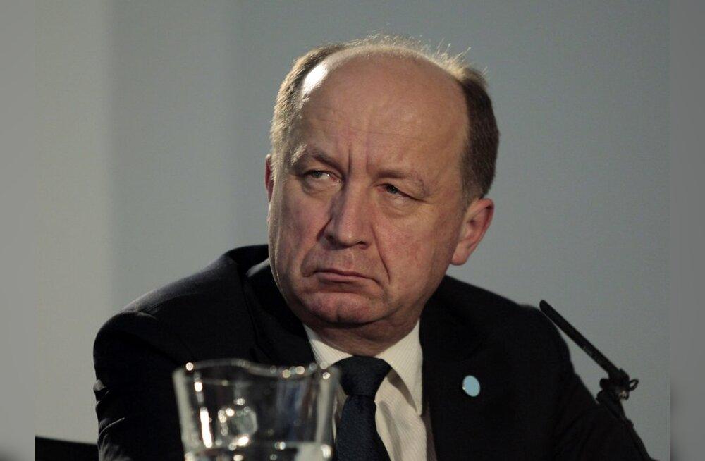 Kubilius: Prantsusmaa keeldus Kaliningradi tuumajaama ehitamast