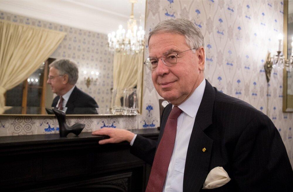Enne 2018. aastal Rootsis ja 2019. aastal Soomes toimuvaid valimisi ei astu kumbki riik ilmselt NATO poole ühtki sammu, ütles René Nyberg.