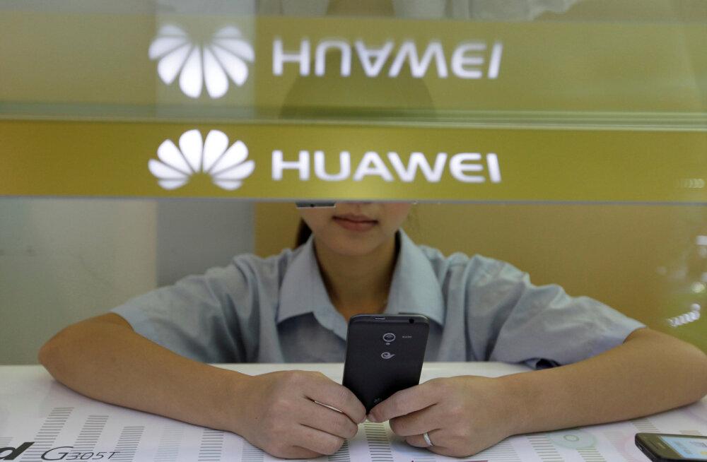Huawei karistas töötajaid seoses iPhone'ilt Twitterisse tehtud postitusega