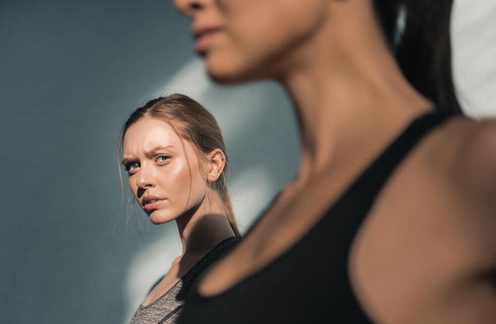 Brigitte Susanne Hunt: vihkajad arvavad, et kõik ilusad naised on alati õigeid mehi imenud