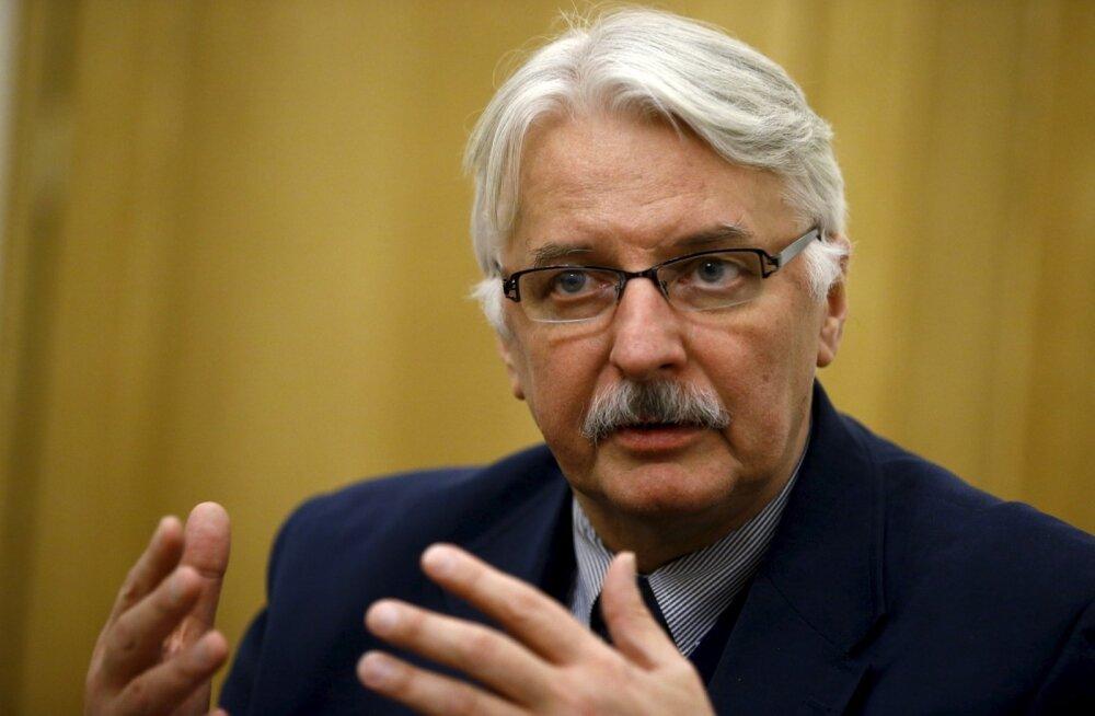 Witold Waszczykowski sõnul pole vahet, kas liitlaste suuremat kohalolekut nimetatakse alaliseks või roteeruvaks. Peaasi et kohalolek tagaks heidutuse.