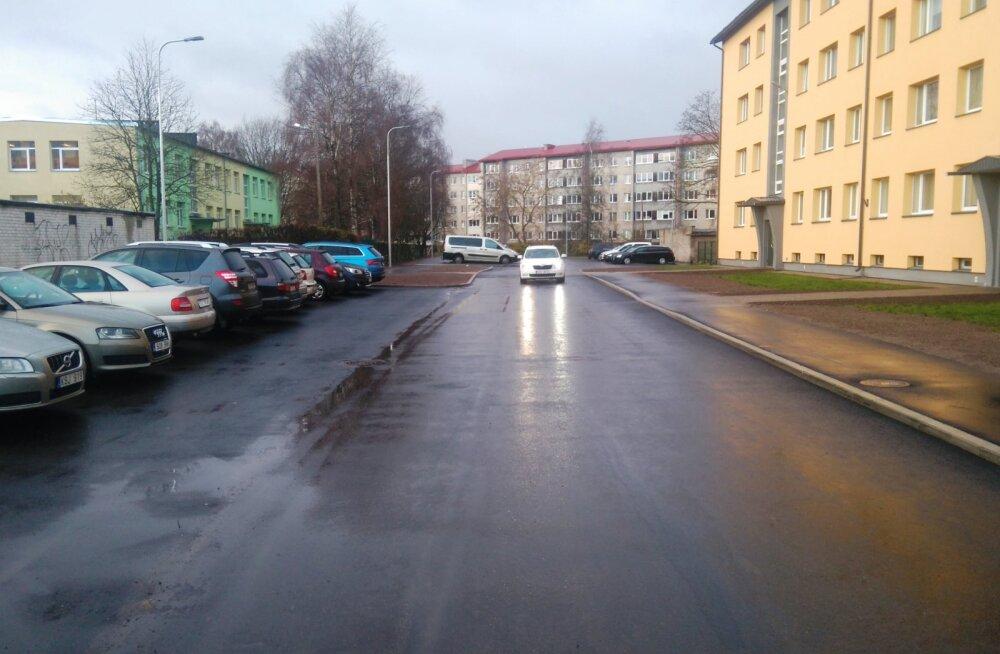 Бульвар Лагле в Кристийне вновь открыт для движения транспорта