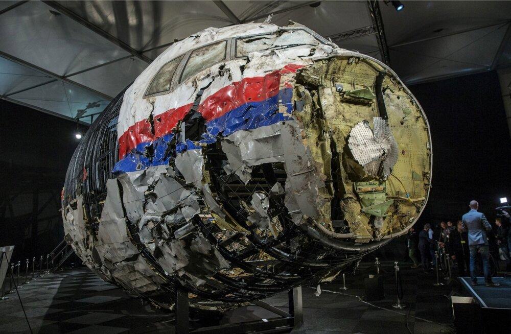 Holland ja Austraalia otsustasid koos Venemaa lennu MH17 allatulistamise eest Ukrainas vastutusele võtta