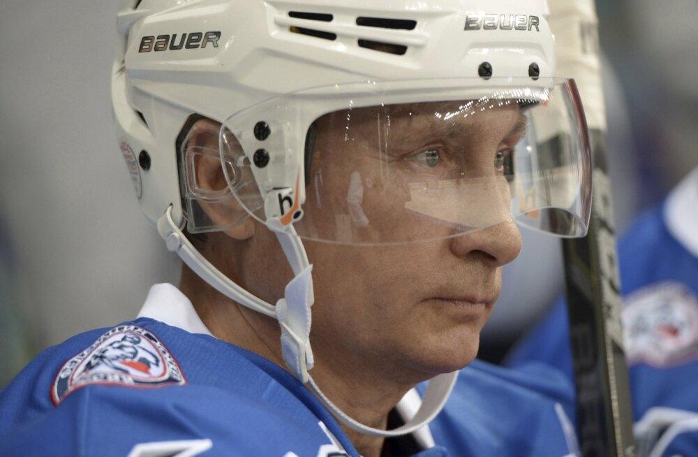 Hokimees Vladimir Putin