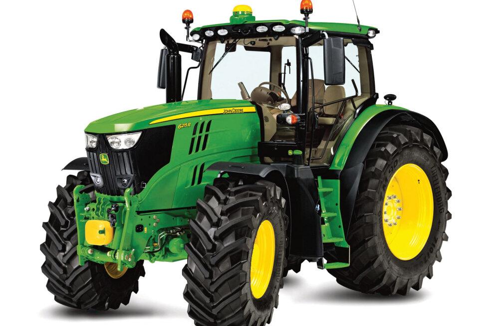 Läinud aasta oli farmeri jaoks raske, aga traktoreid osteti rohkem kui tunamullu