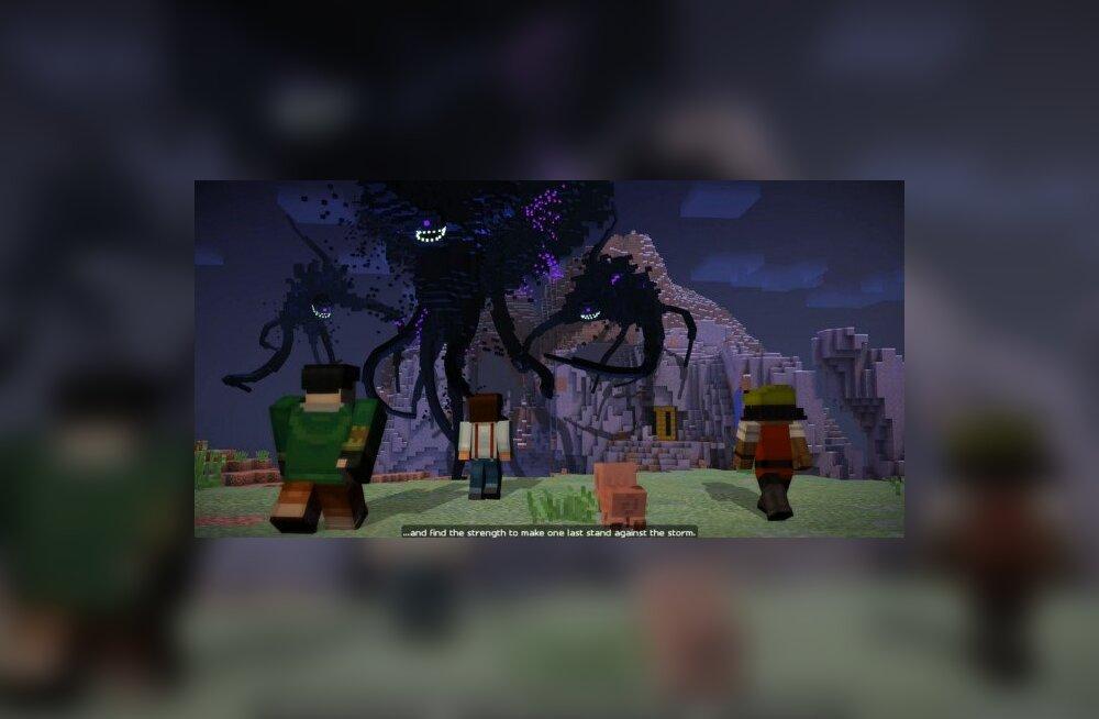 21-27. detsember: uusi videomänge – Minecraft: Ep 4 ja Assassin's Creed: Jack the Ripper arvutile