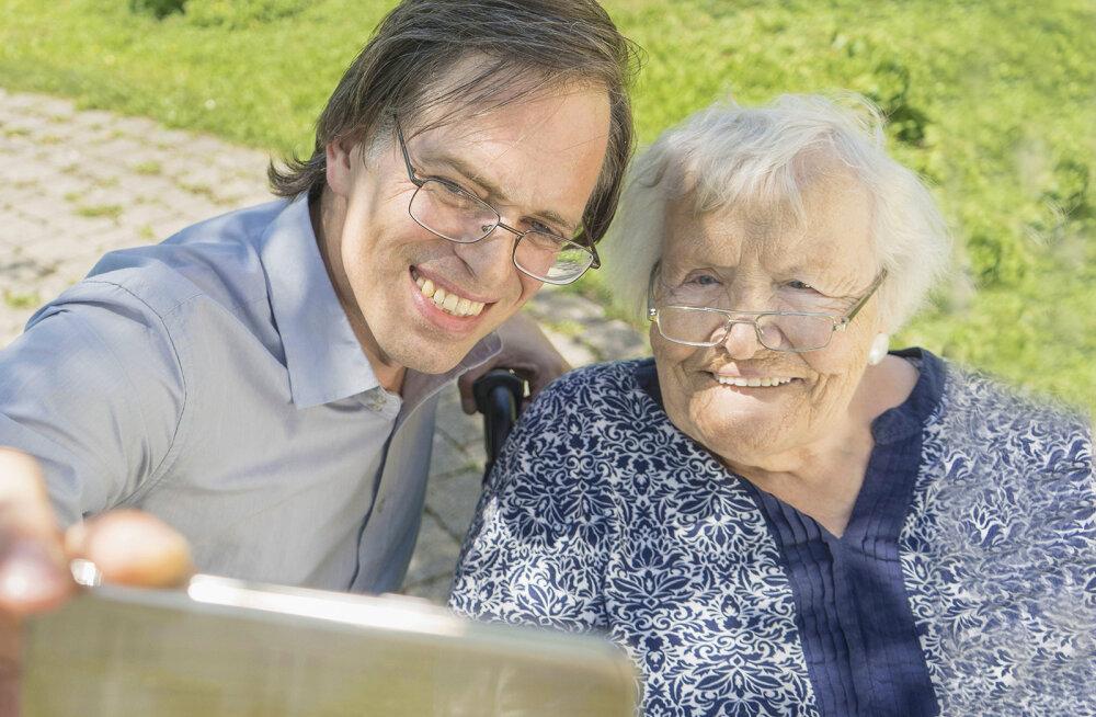 69-aastase emaga koos elav keskealine Tõnu: miks ma peaksin võtma korterilaenu, kui mul on kodumaja olemas?