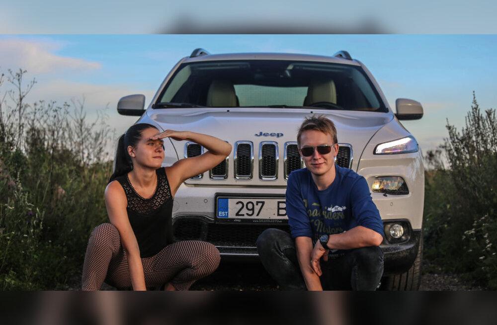 Accelerista proovisõit: 2.2 CRD diiselmootoriga Jeep Cherokee – müramiseks mõeldud!