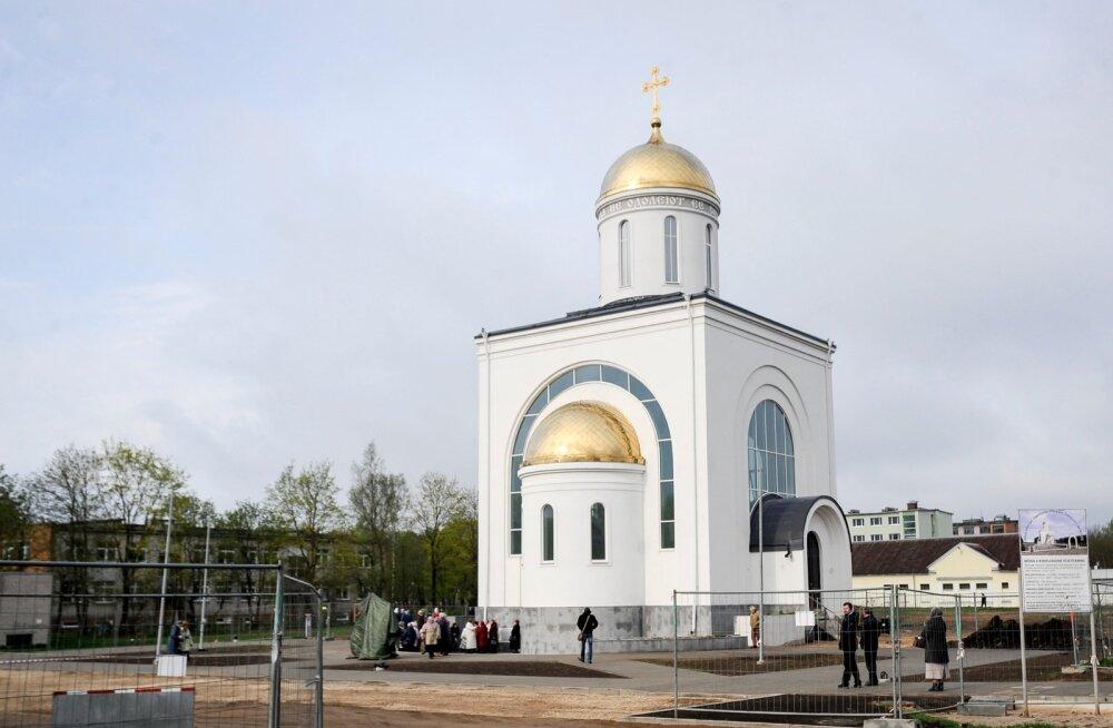 Narva Kirilli ja Mefodi kirik