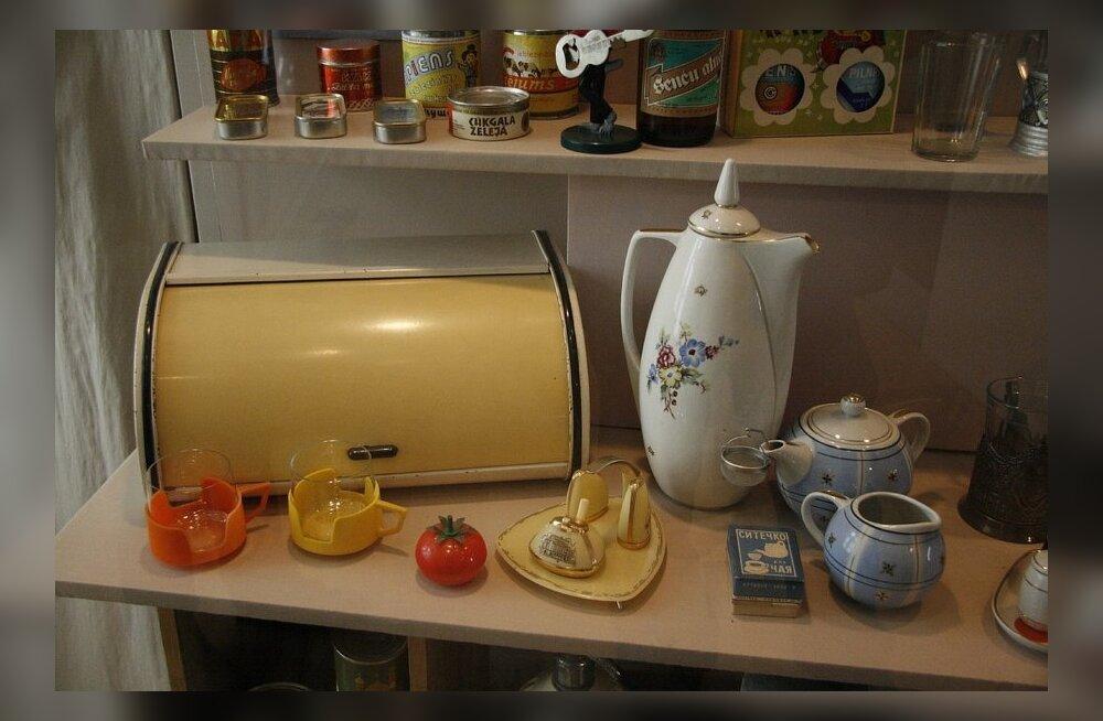ФОТО читателя Delfi: Хоть СССР и ругают, а советские вещи хранят