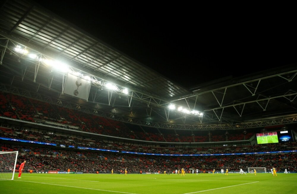 Wembley staadion.