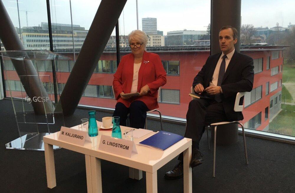 Kaljurand: valitsused peavad looma pinnase uute lahenduste kasutamiseks IKT-vallas