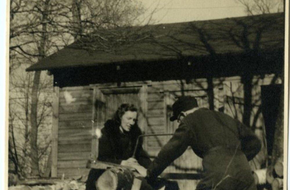 Tule ajalukku! | 1951: Naisi sunnitakse meestega võrdselt tööd tegema