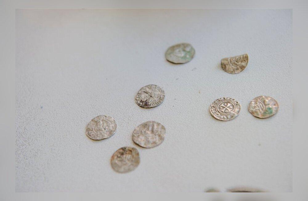 Hõbemündid olid käibel juba 12. sajandil