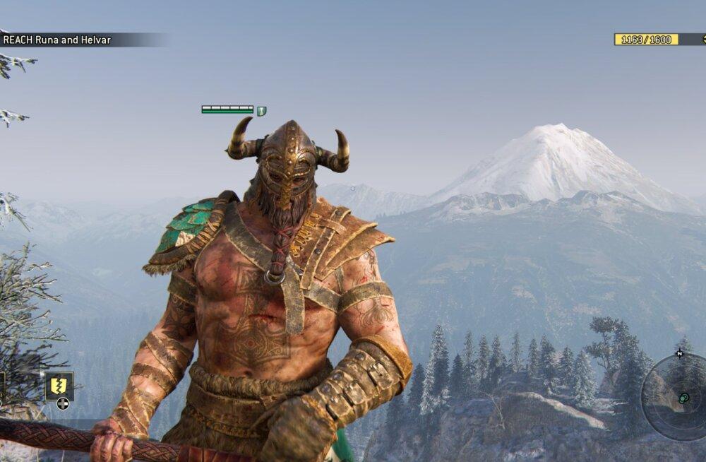 Mänguarvustus: For Honor (Xbox One) – kõik surevad, aga mõned elavad igavesti!