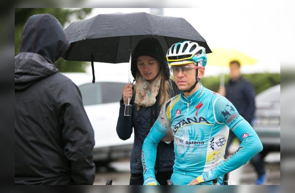 Eesti meistrivõistlused grupisõidus, Tanel Kangert
