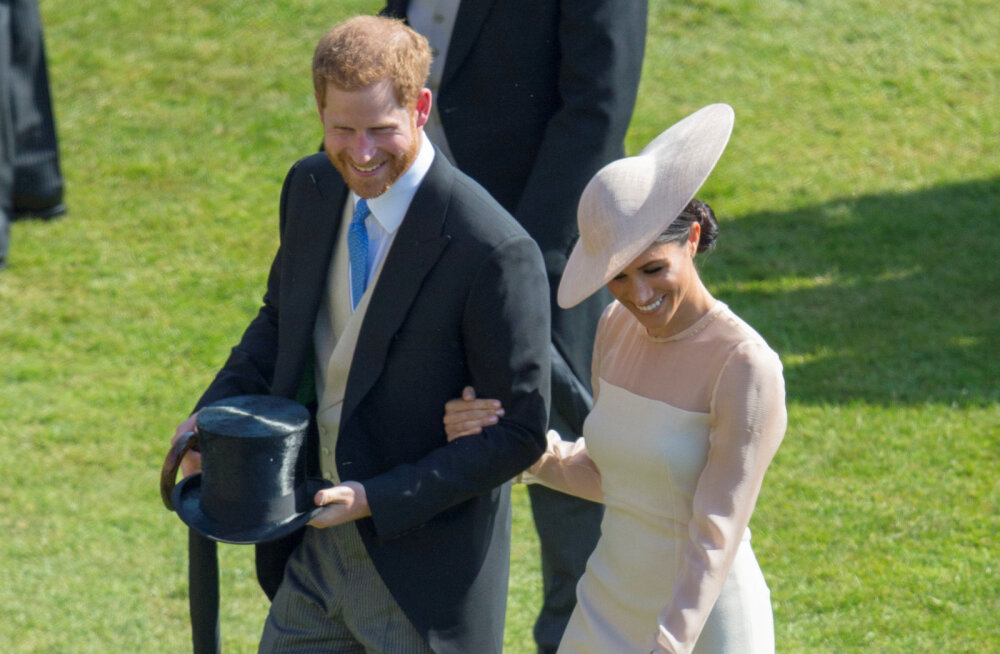 Meghan, unusta oma lemmikud kingad! See on üks range reegel, millest kõik kuningliku pere naised peavad kinni pidama