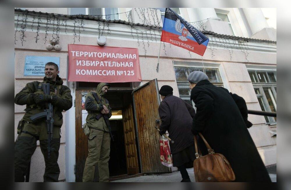 Ukraina valimised