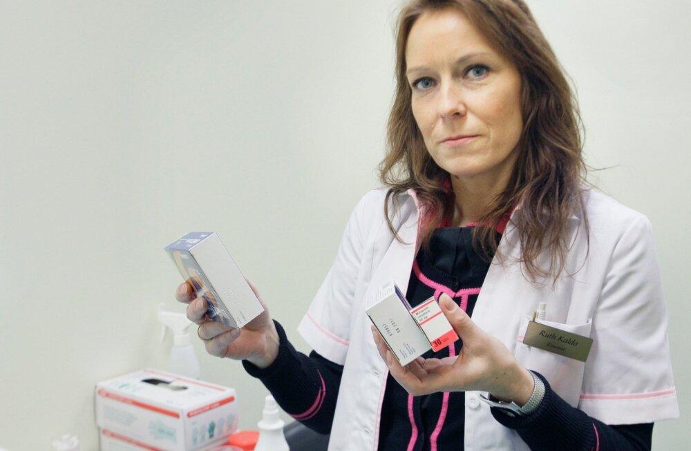 Laiast maailmast on kõige muu kõrval Eestisse jõudnud ka terviseärevus