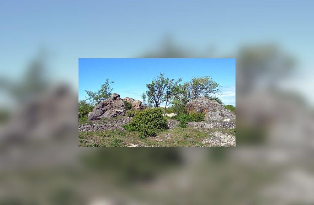 Loode-Eesti rannikumeres asuv Neugrundi meteoriidikraater võetakse kaitse alla