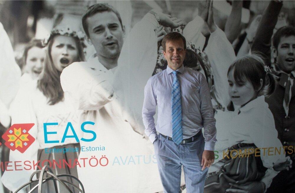 EASi juhatuse esimees Hanno Tomberg