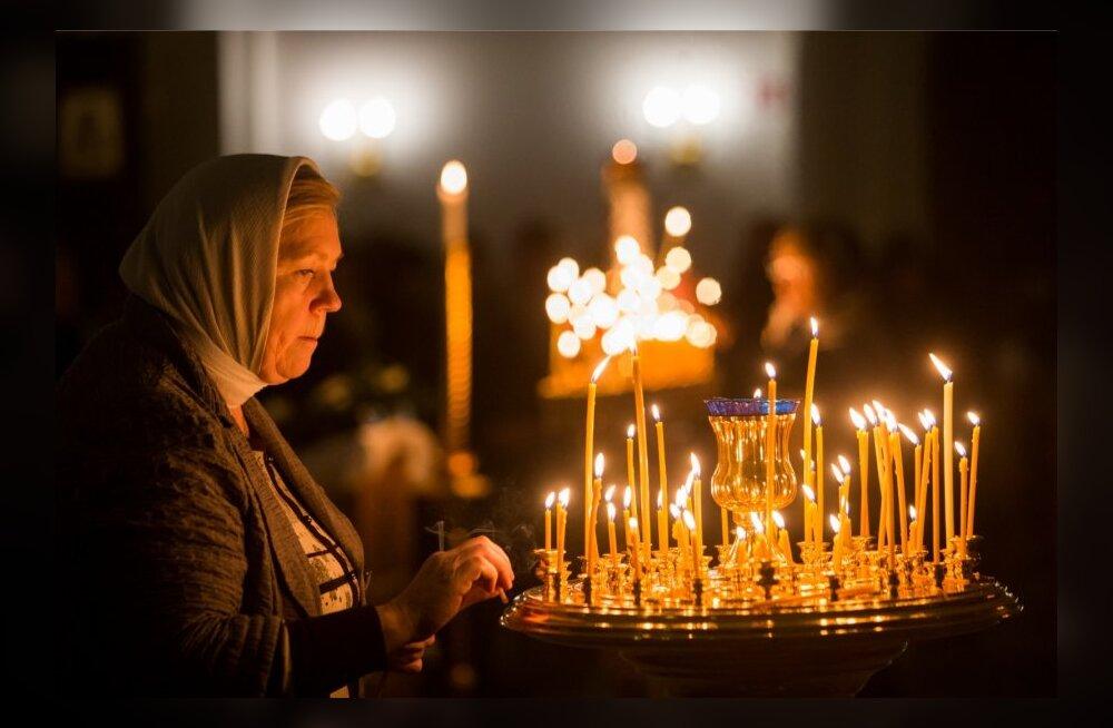 """В замке Кейла-Йоа откроется выставка икон """"Домовая церковь замка Фалль"""""""