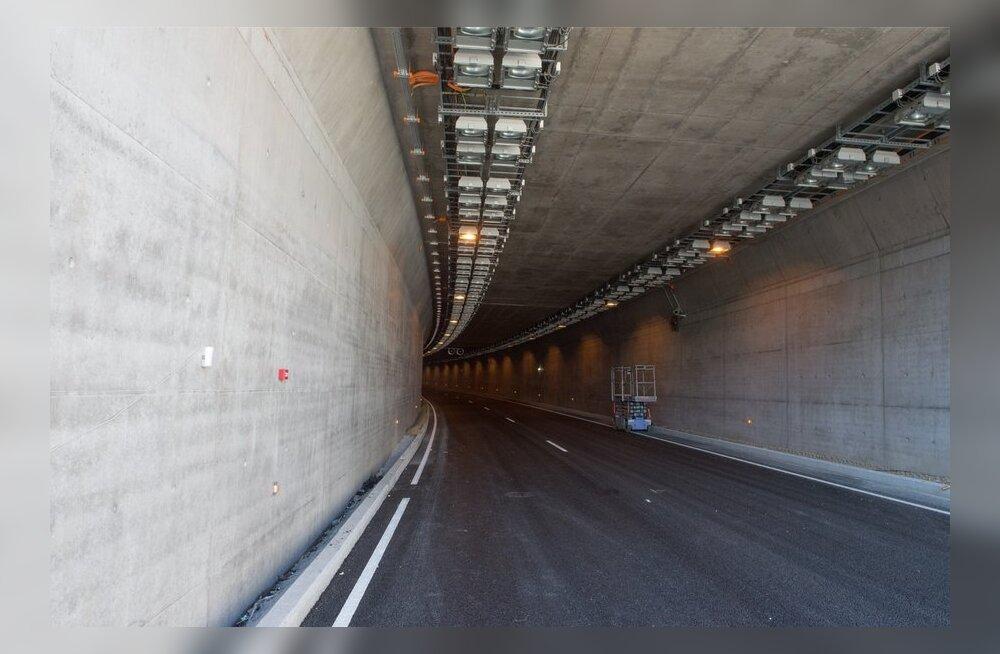 Päästeõppused Ülemiste tunnelis