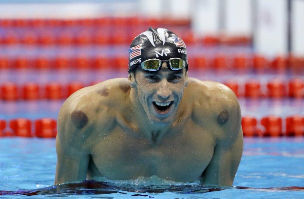 Miks Phelps on lapiline: kuidas alternatiivmeditsiin tippujuja mummuliseks tegi