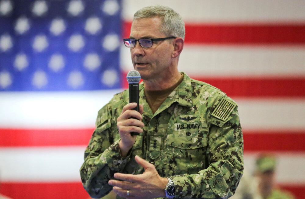 Командующий Пятым флотом ВМС США найден мертвым
