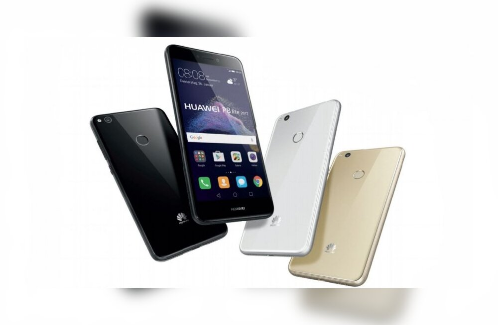 Huawei P9 Lite (2017) – ootamatu odavtelefon