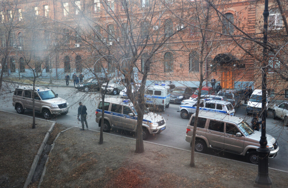 Напавший на приемную ФСБ в Хабаровске до этого убил сотрудника стрелкового клуба