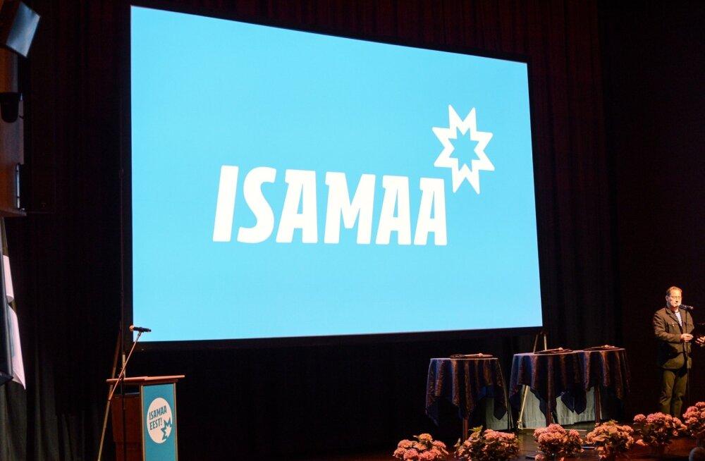 ISAMAA suurkogu teatris Ugala