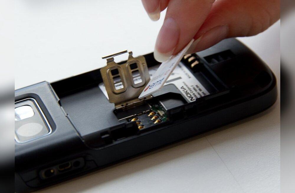 Для голосования с мобильным ID одного лишь телефона не хватит