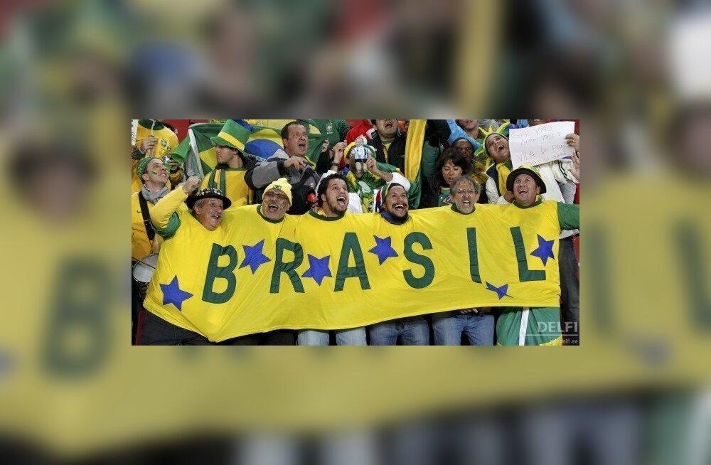 Jalgpalli MM, Brasiilia koondise poolehoidjad
