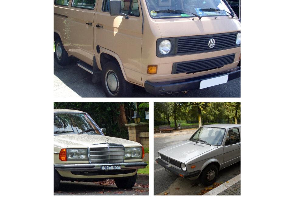 Neli üllatuslikku autot, mille väärtus on viimase kümne aastaga plahvatuslikult kasvanud