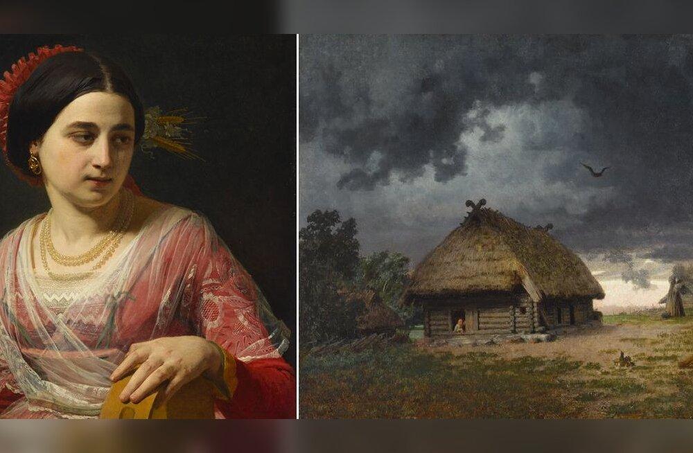 Начинается юбилейный год Художественного музея Эстонии: 100 лет с искусством