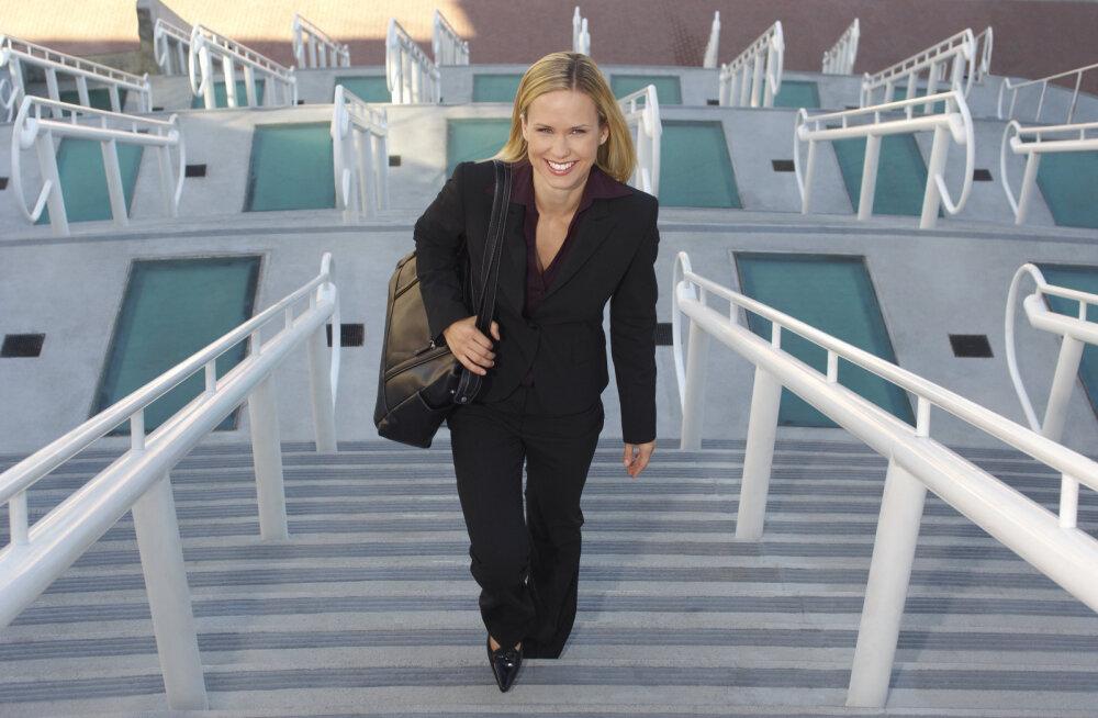 Üllatavad põhjused, miks peaksid tööpäeva ajal trenni tegema