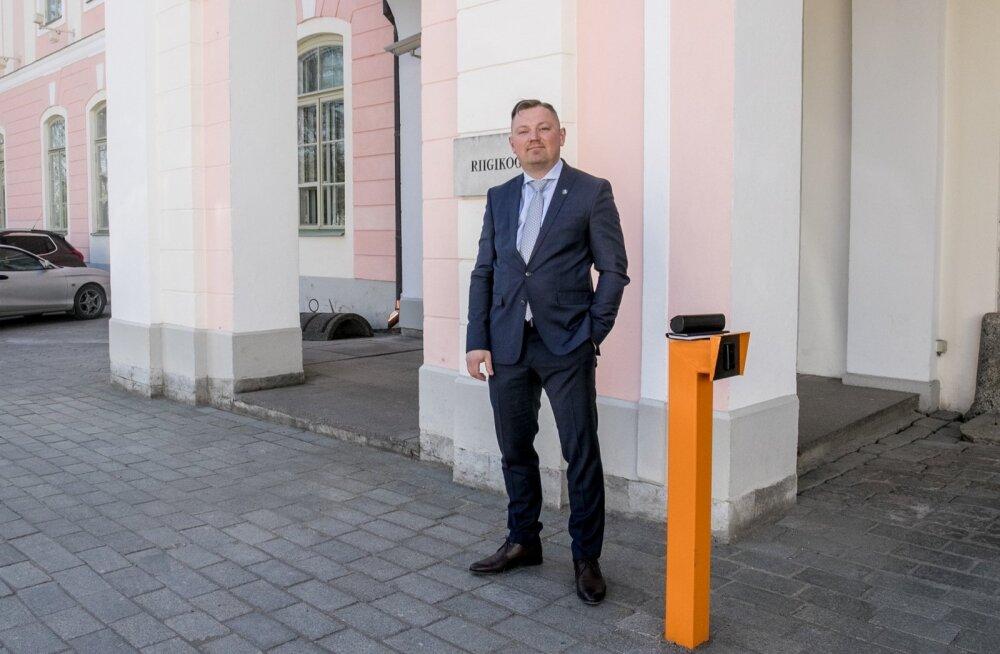 Deniss Boroditš pööras eile küsimuse TLT etteotsa kandideerimisest naljaks ja oma tuleviku kohta selgeid vastuseid ei andnud.