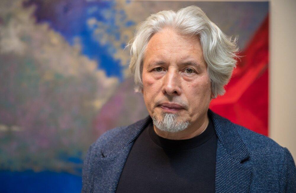 Vladimir Sorokini näituse avamine Tallinna Portreegaleriis