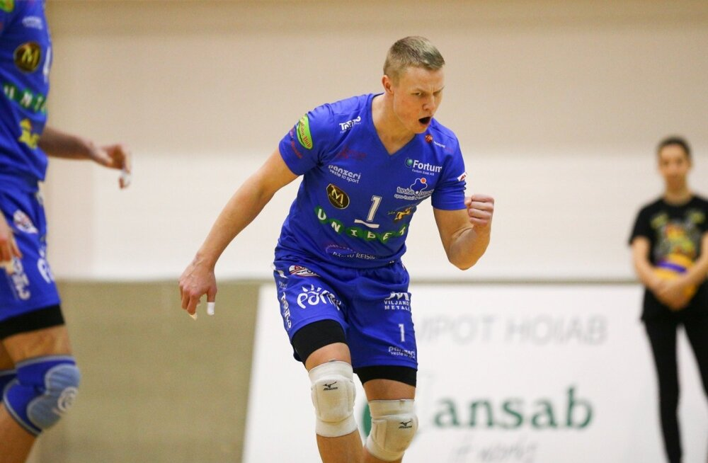 Võrkpall Selver - Pärnu