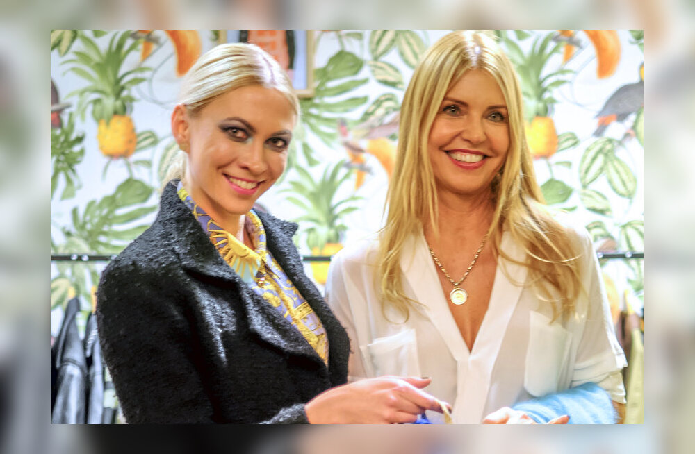 FOTOD: glamuuri hõng Tallinna vanalinnas! Kopli Couture avas uue poe