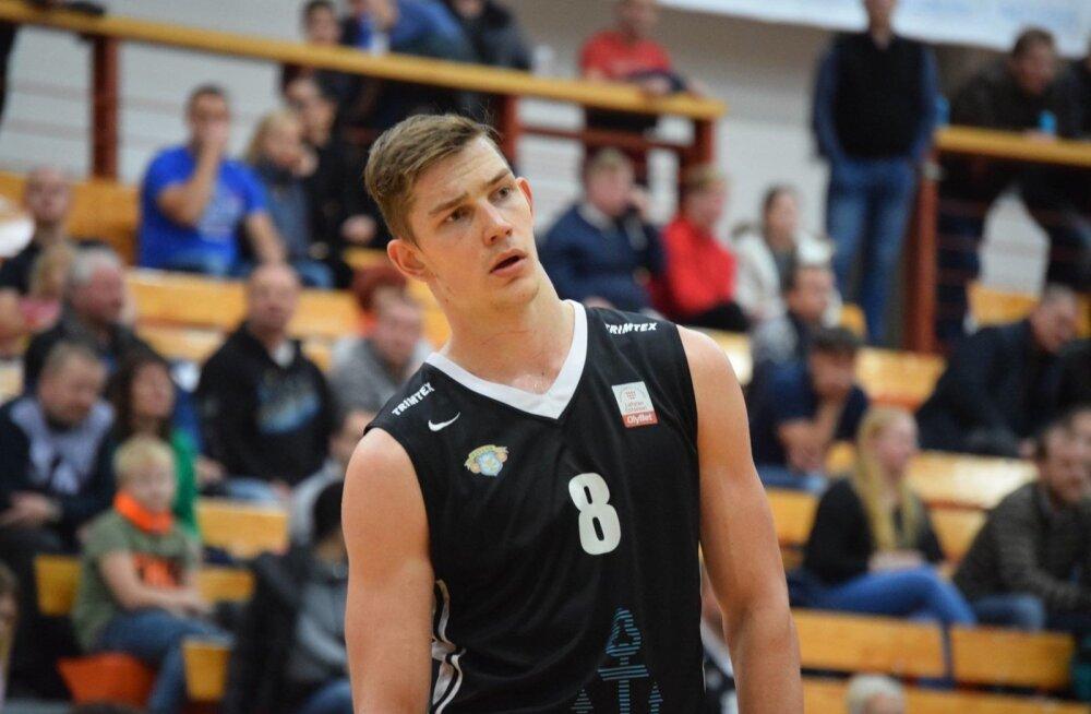 Mihkel Kirves panustas Pärnu võitu 14 punkti.