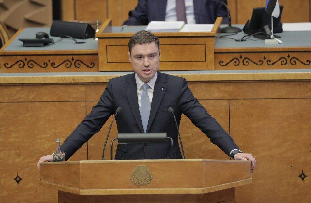Taavi Rõivas lõpukõnes: raske on leida Eesti ajaloost valitsust, kes suutis pooleteise aastaga enamat