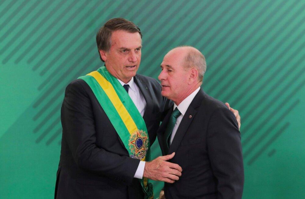 Brasiilia vannutas ametisse oma Trumpi, kellele Eestis sirgunud börsikaupleja panustas